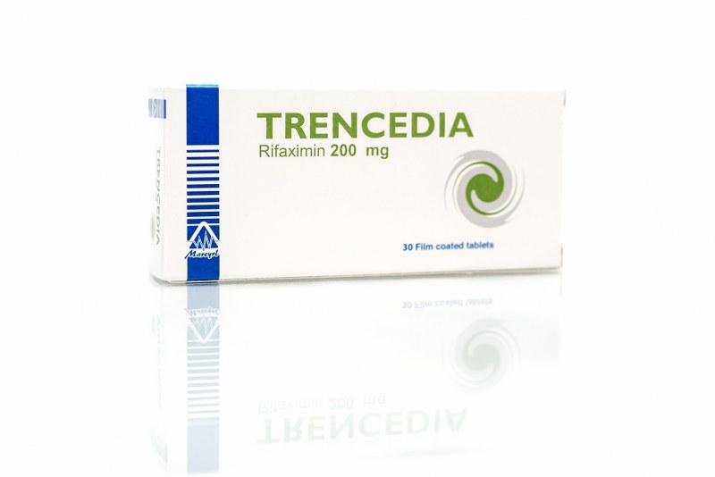 Trencedia 200mg Tablet   Marcyrl
